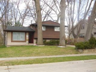 1012  Lawndale Drive  , Royal Oak, MI 48067 (#215049651) :: Sine and Monaghan Realtors