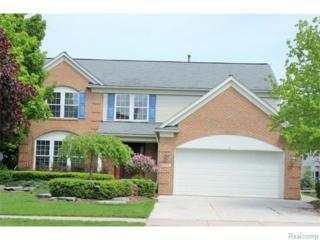 754  Hidden Creek Drive  , South Lyon, MI 48178 (#215050242) :: The Buckley Jolley Real Estate Team