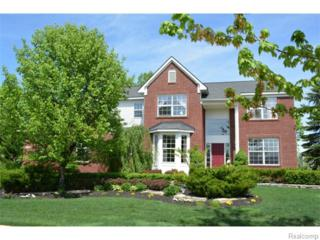 1146  Gentry Drive  , South Lyon, MI 48178 (#215050244) :: The Buckley Jolley Real Estate Team