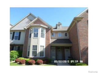 13735  Silver Birch Circle  29, Shelby Twp, MI 48315 (#215050955) :: Sine and Monaghan Realtors