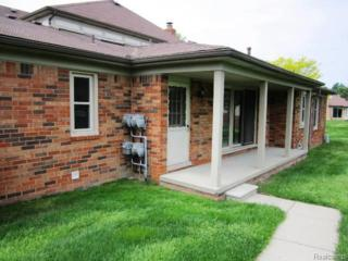 49359  Marquette Court  , Shelby Twp, MI 48315 (#215051035) :: Sine and Monaghan Realtors