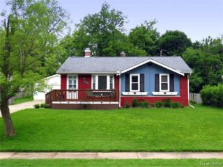 487  Lyon Boulevard  , South Lyon, MI 48178 (#215051939) :: The Buckley Jolley Real Estate Team