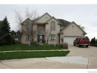 47045  Woodberry Estates Drive  , Macomb Twp, MI 48044 (#215052077) :: Sine and Monaghan Realtors