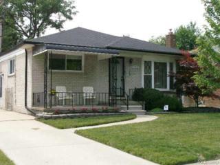 24511  Rosalind Avenue  , Eastpointe, MI 48021 (#215052887) :: Sine and Monaghan Realtors