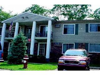 8154  24 MILE Road  14, Shelby Twp, MI 48316 (#214107817) :: Sine and Monaghan Realtors