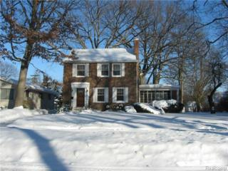 516 N Connecticut Avenue  , Royal Oak, MI 48067 (#215011531) :: Cranbrook Realtors