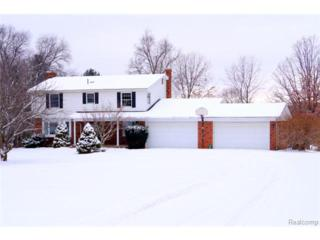 1850  Peavy Road  , Marion Twp, MI 48843 (#215013804) :: The Buckley Jolley Real Estate Team
