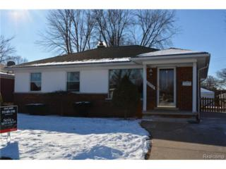 22958  Colony Street  , Saint Clair Shores, MI 48080 (#215005499) :: Cranbrook Realtors