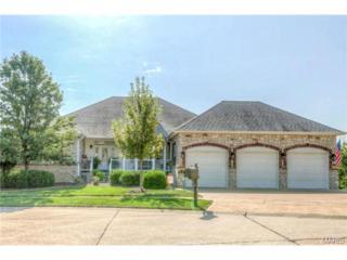 614  Grand View Ridge Court  , Eureka, MO 63025 (#14049627) :: Gerard Realty Group