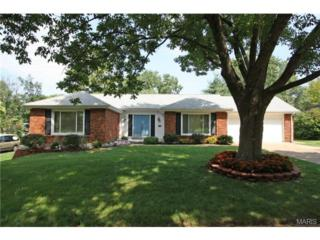 597  Arblay Place  , Manchester, MO 63011 (#14049675) :: Gerard Realty Group