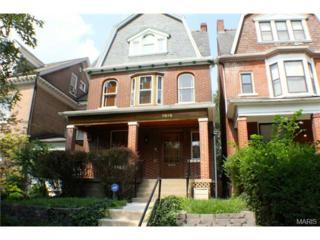 4545  Mcpherson Avenue  , St Louis, MO 63108 (#14049855) :: AllStLouisHomes.com