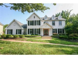 225 W Manor Drive  , Chesterfield, MO 63017 (#14049910) :: AllStLouisHomes.com