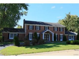 13334  Crossland Drive  , St Louis, MO 63131 (#14054240) :: Gerard Realty Group