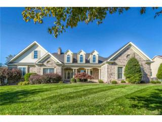 1067  Greystone Manor  , Chesterfield, MO 63005 (#14057398) :: Gerard Realty Group