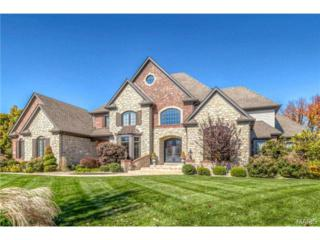 800  Tara Estates Court  , Chesterfield, MO 63005 (#14060275) :: Gerard Realty Group