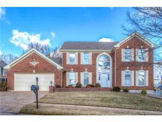 13425  Pocasset Drive  , St Louis, MO 63128 (#14066342) :: AllStLouisHomes.com