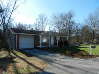 2  Dixie Drive  , Fenton, MO 63026 (#14066953) :: Equity Missouri