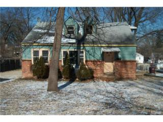 9715  Foster Avenue  , St Louis, MO 63114 (#15007630) :: Realty Executives of St. Louis