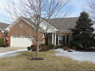 668  Spyglass Summit Drive  , Chesterfield, MO 63017 (#15010091) :: Gerard Realty Group