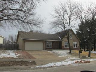 14929  Pocono Circle  , Chesterfield, MO 63017 (#15010653) :: Equity Missouri