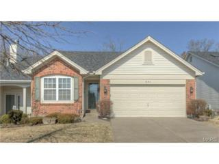 651  Hawk Run Drive  , O Fallon, MO 63368 (#15012811) :: Realty Executives of St. Louis
