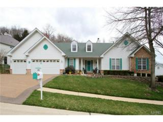 15951  Forest Valley Drive  , Ballwin, MO 63021 (#15016176) :: AllStLouisHomes.com