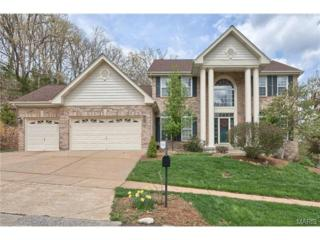 15959  Forest Valley  , Ballwin, MO 63021 (#15021112) :: Realty Executives of St. Louis