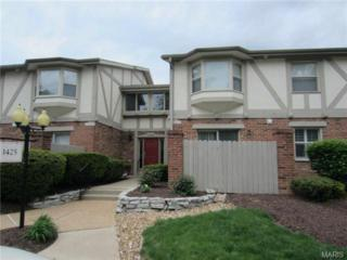 1425  Willow Brook Cove  2, St Louis, MO 63146 (#15027725) :: Gerard Realty Group