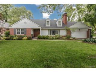 415  Claybrook Lane  , Kirkwood, MO 63122 (#15029363) :: Gerard Realty Group