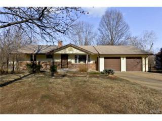 227  Hillsdale Drive  , Ballwin, MO 63011 (#15000575) :: AllStLouisHomes.com