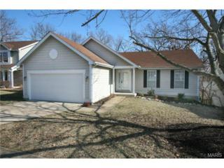568  Wetherby Terrace Drive  , Ballwin, MO 63021 (#15002932) :: AllStLouisHomes.com
