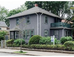 317  Cypress St  , Brookline, MA 02445 (MLS #71710464) :: Vanguard Realty