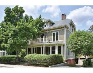 273  Walnut St  , Brookline, MA 02445 (MLS #71716101) :: Vanguard Realty