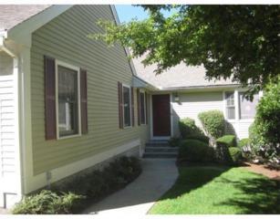 501  Lexington Street  51, Waltham, MA 02452 (MLS #71731579) :: Vanguard Realty