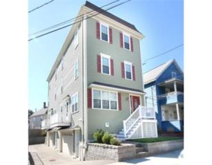 4  Dartmouth Street, Back  #2, Waltham, MA 02453 (MLS #71745451) :: Vanguard Realty