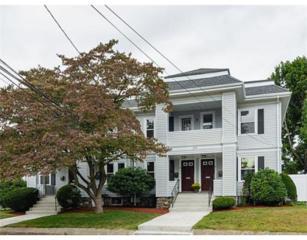 153  Bright Street  4, Waltham, MA 02453 (MLS #71745780) :: Vanguard Realty