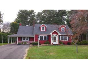1147  East Street  , Mansfield, MA 02048 (MLS #71760062) :: Carrington Real Estate Services