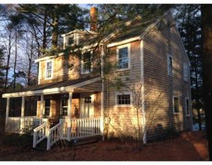 64  West Pond Rd  , Plymouth, MA 02360 (MLS #71777623) :: William Raveis the Dolores Person Group