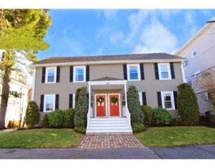 168  Adams St  2, Waltham, MA 02453 (MLS #71777989) :: Vanguard Realty