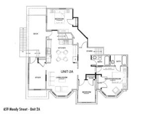 659  Moody Street  2A, Waltham, MA 02453 (MLS #71808477) :: Vanguard Realty