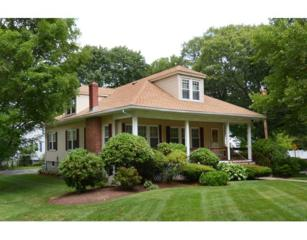 137  Worcester St  , Wellesley, MA 02481 (MLS #71819319) :: Exit Realty