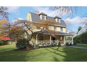 38  Devon Rd  , Brookline, MA 02467 (MLS #71819562) :: Vanguard Realty