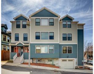 1  Sylvia St  2, Boston, MA 02130 (MLS #71823253) :: Vanguard Realty