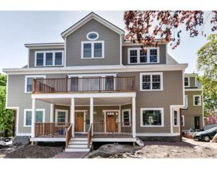 134  Salisbury Road  2, Brookline, MA 02445 (MLS #71835093) :: Vanguard Realty