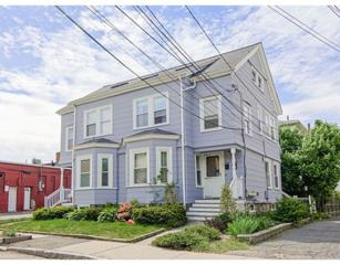 91  Cherry Street  2, Waltham, MA 02453 (MLS #71845706) :: Vanguard Realty