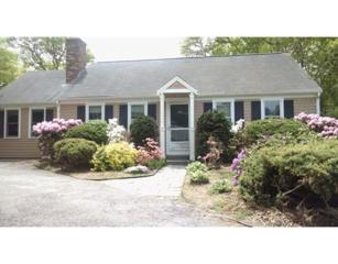 136  Sullivan Rd  , Yarmouth, MA 02673 (MLS #71845899) :: Exit Realty