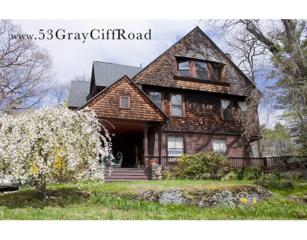 53  Gray Cliff Rd  , Newton, MA 02459 (MLS #71846970) :: Vanguard Realty