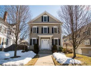 34  Prospect Street  1, Waltham, MA 02453 (MLS #71803337) :: Vanguard Realty