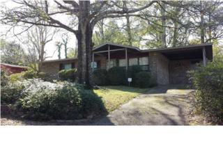 2607  Fleetwood Dr  , Mobile, AL 36605 (MLS #514553) :: Berkshire Hathaway HomeServices - Cooper & Co. Inc., REALTORS®