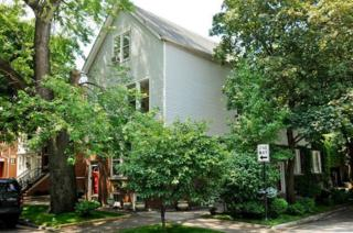 3456 N Hoyne Avenue  , Chicago, IL 60618 (MLS #08487032) :: Jameson Sotheby's International Realty